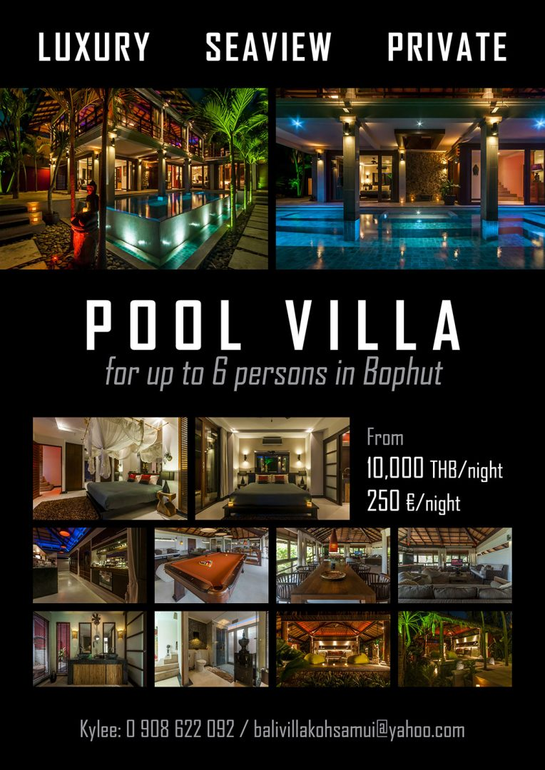 Flyer – Bali Villa