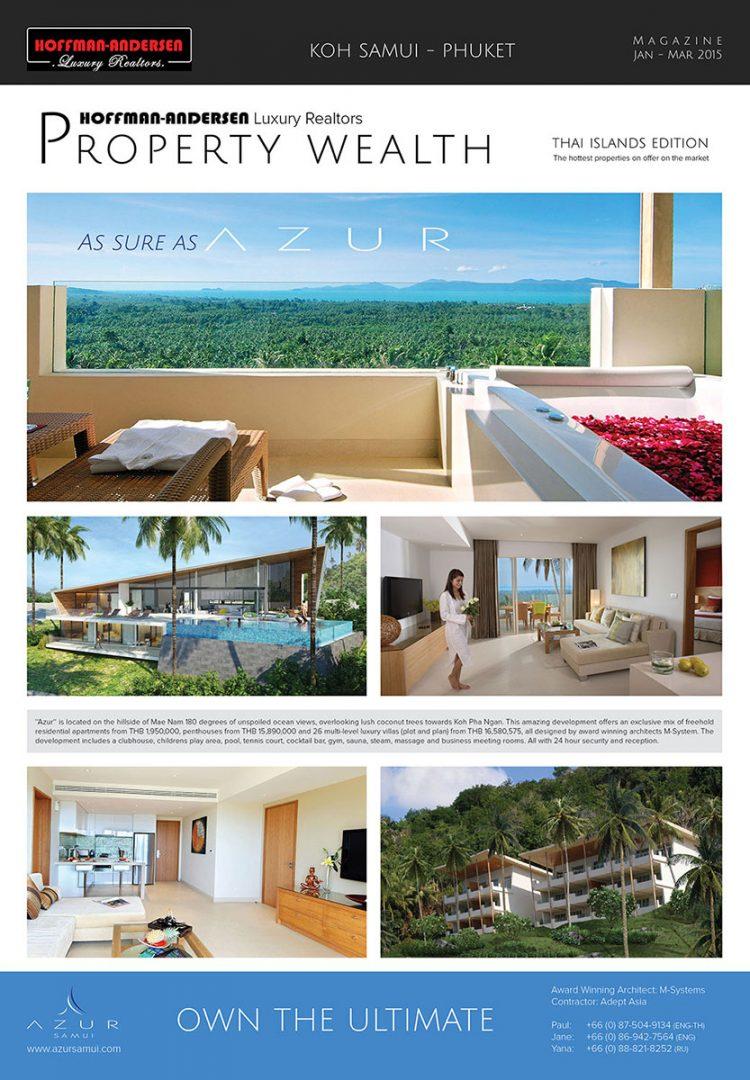 Flyer V.2 – Azur