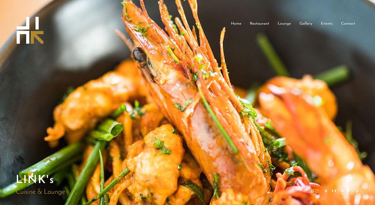Website – Link cuisine