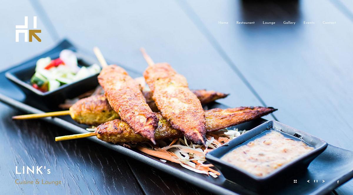 Website - Link cuisine