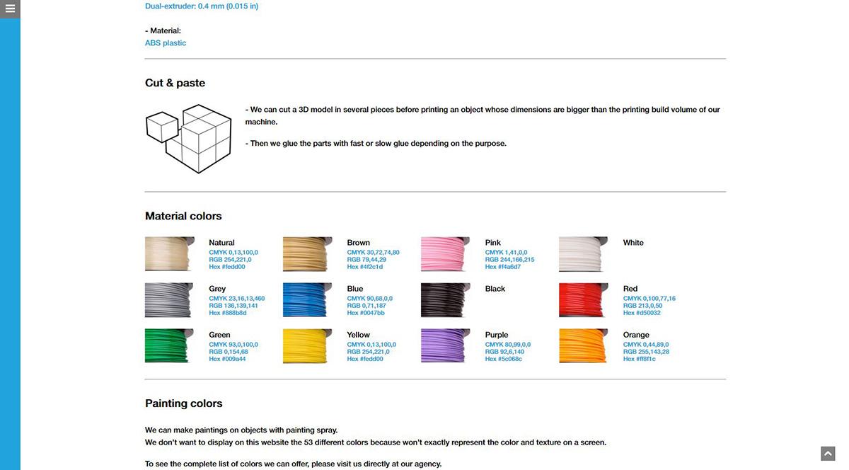 Website – Samui 3D Printing