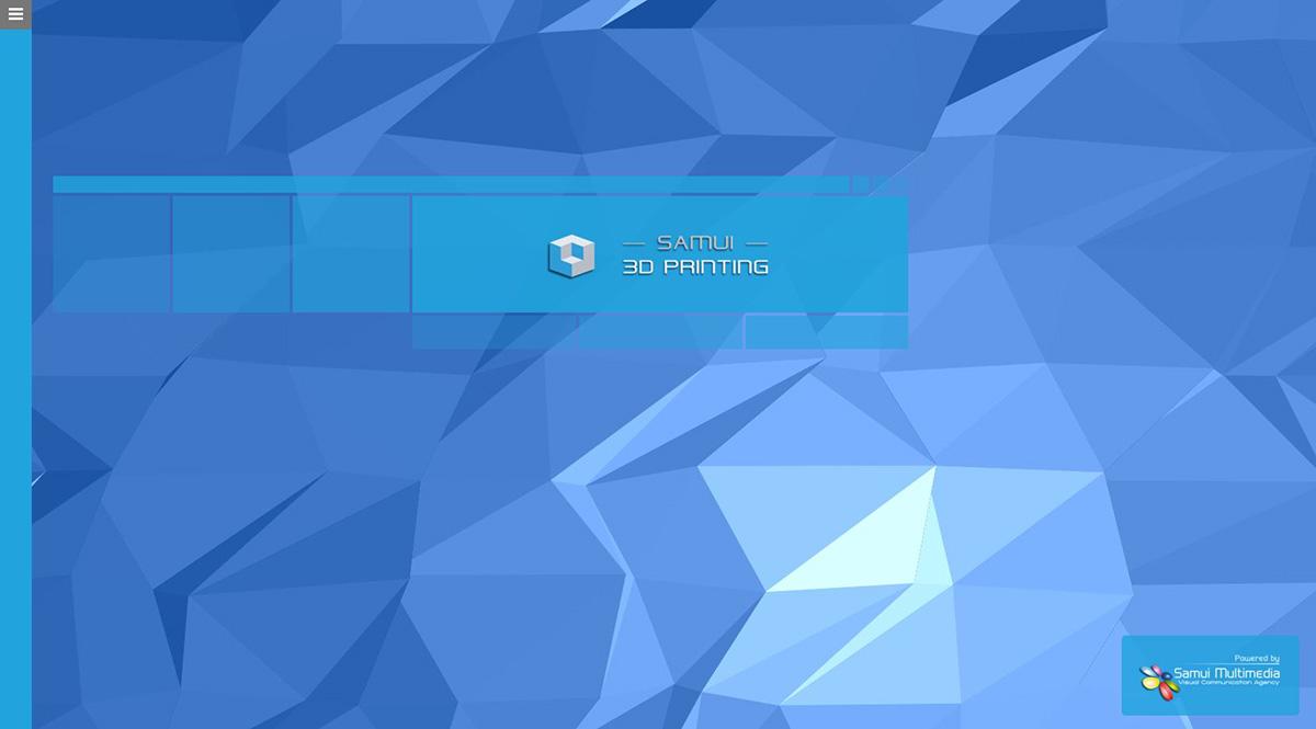 Website - Samui 3D Printing