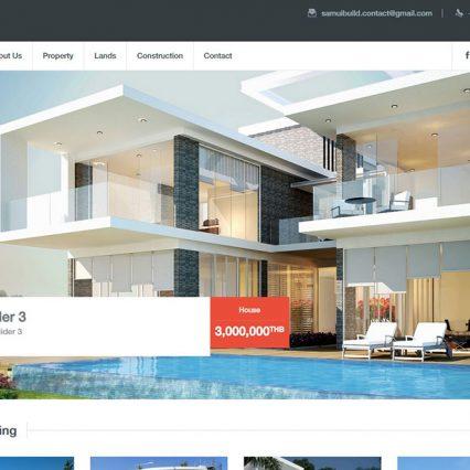 Website - Samui Build