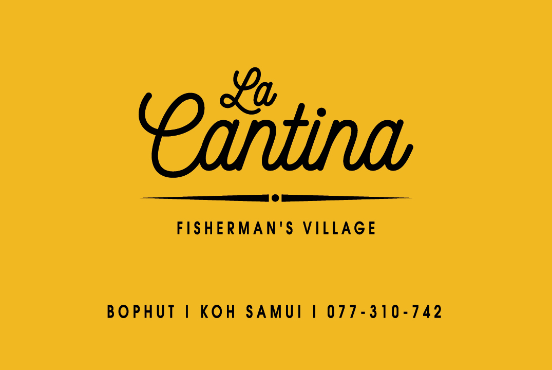 Business card – La Cantina