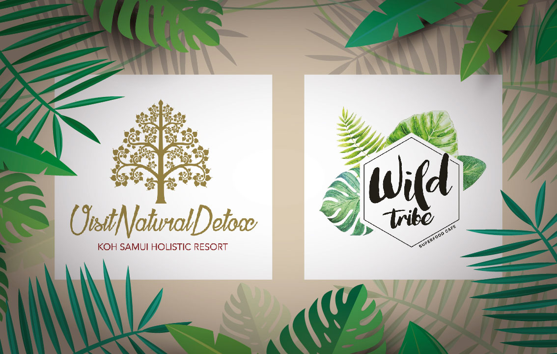 Business card – Wild Tribe Cafe & Visit Natural Resort