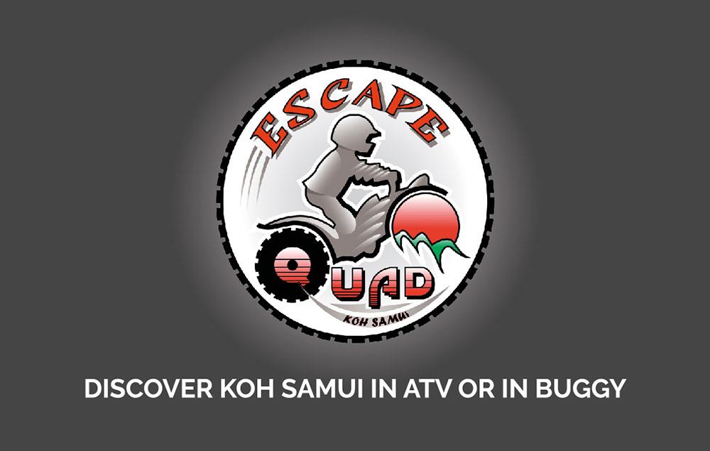 Business card – Escape Quad