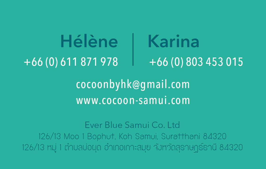 Business card – Cocoon