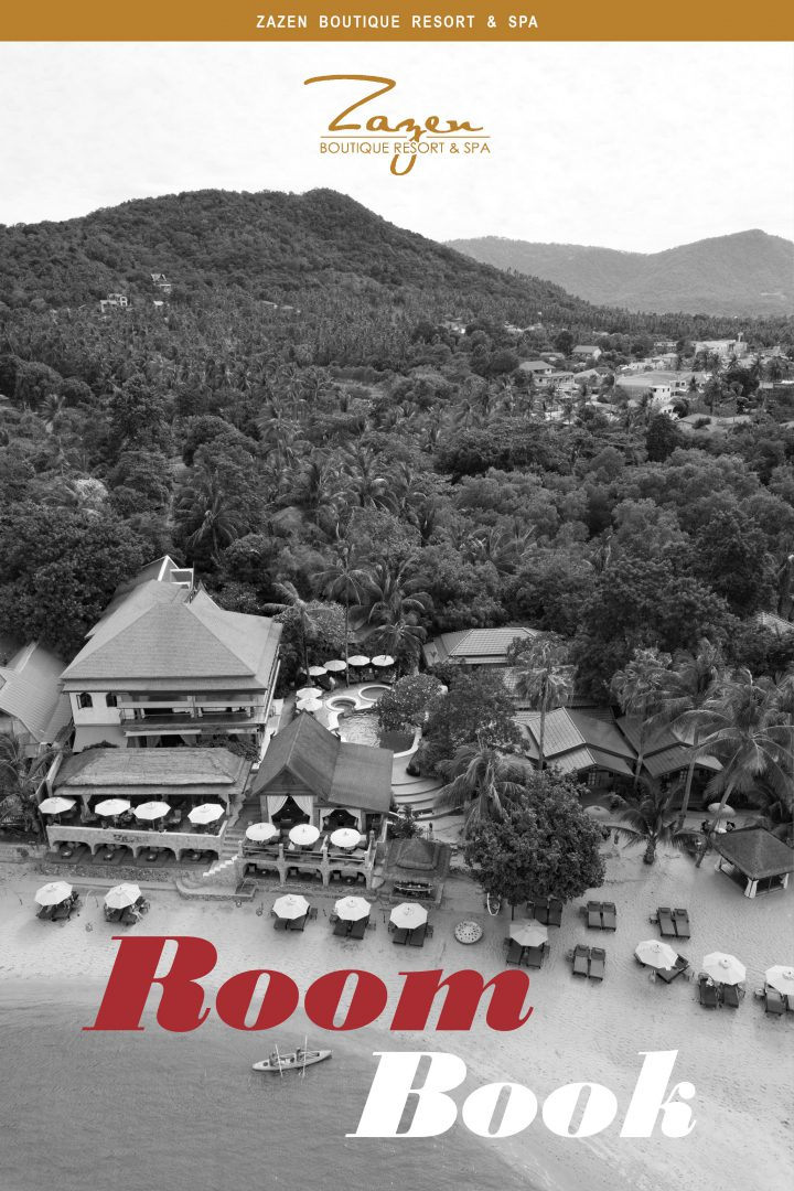 Room Book – Zazen Resort