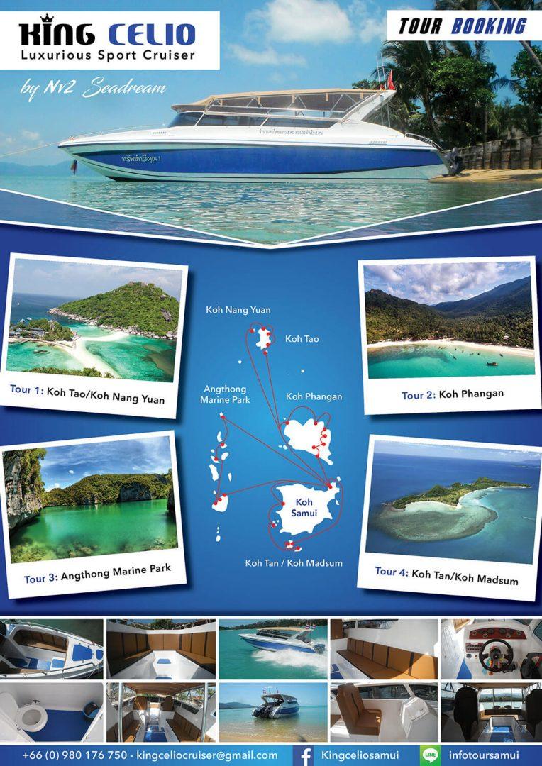 Brochure - King Celio