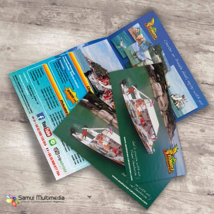 Brochure - Seahorse Catamaran