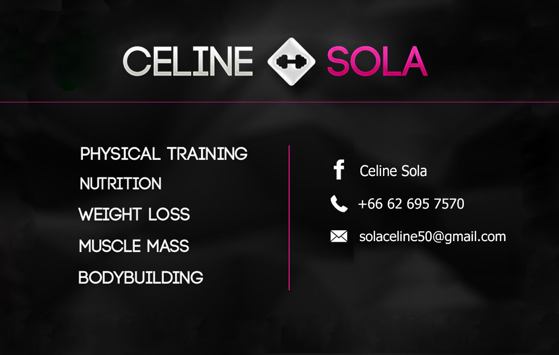 Business card – Celine Sola