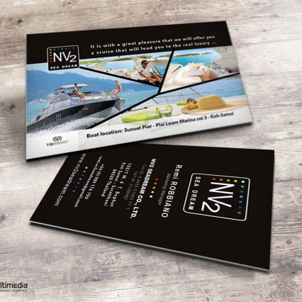 Printing business card portfolio at koh samui samui multimedia business card nv2 sea dream colourmoves