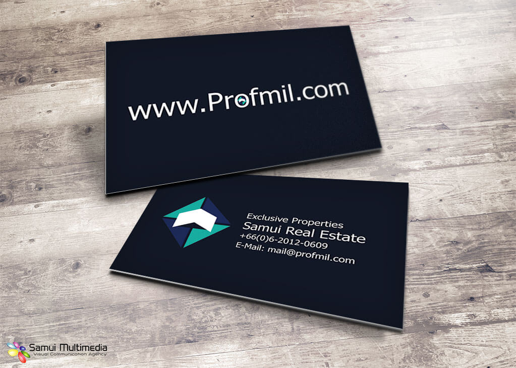 Business card - Profmil