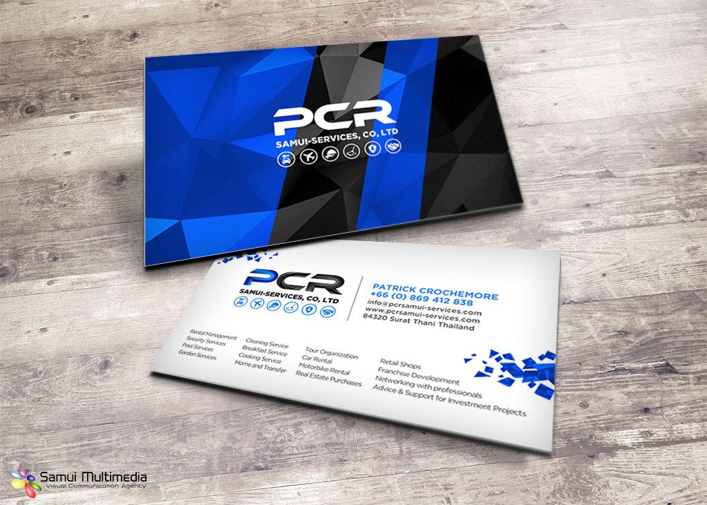 Business card V.2 - PCR