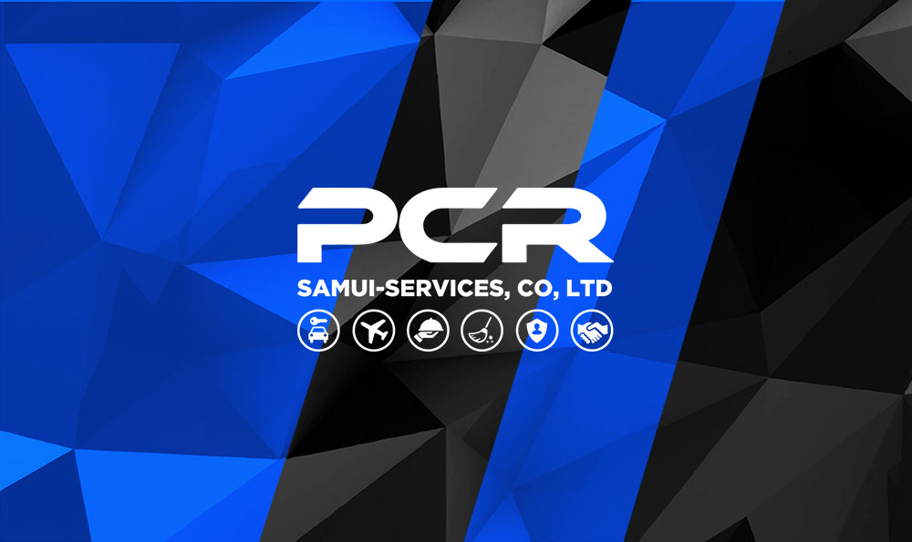 Business card V.2 – PCR Samui Services