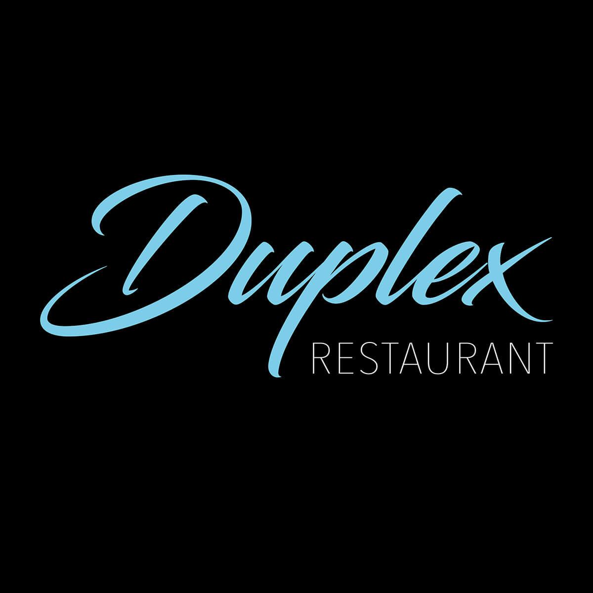 Logo - Duplex Restaurant