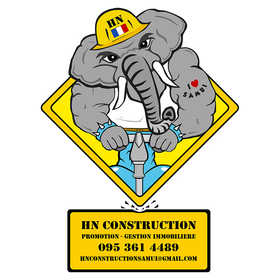 Logo - HN Construction