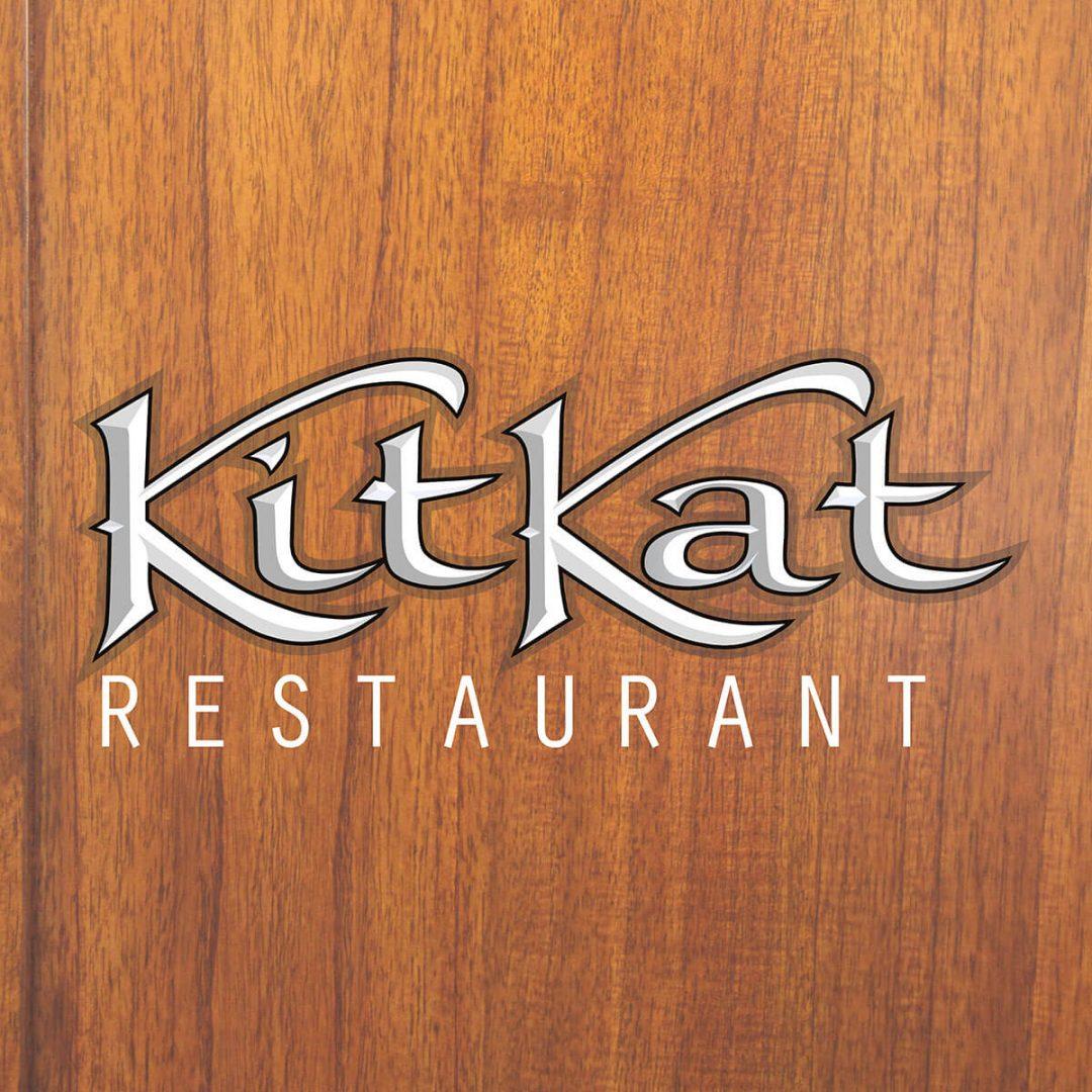 Logo - Kit Kat Restaurant