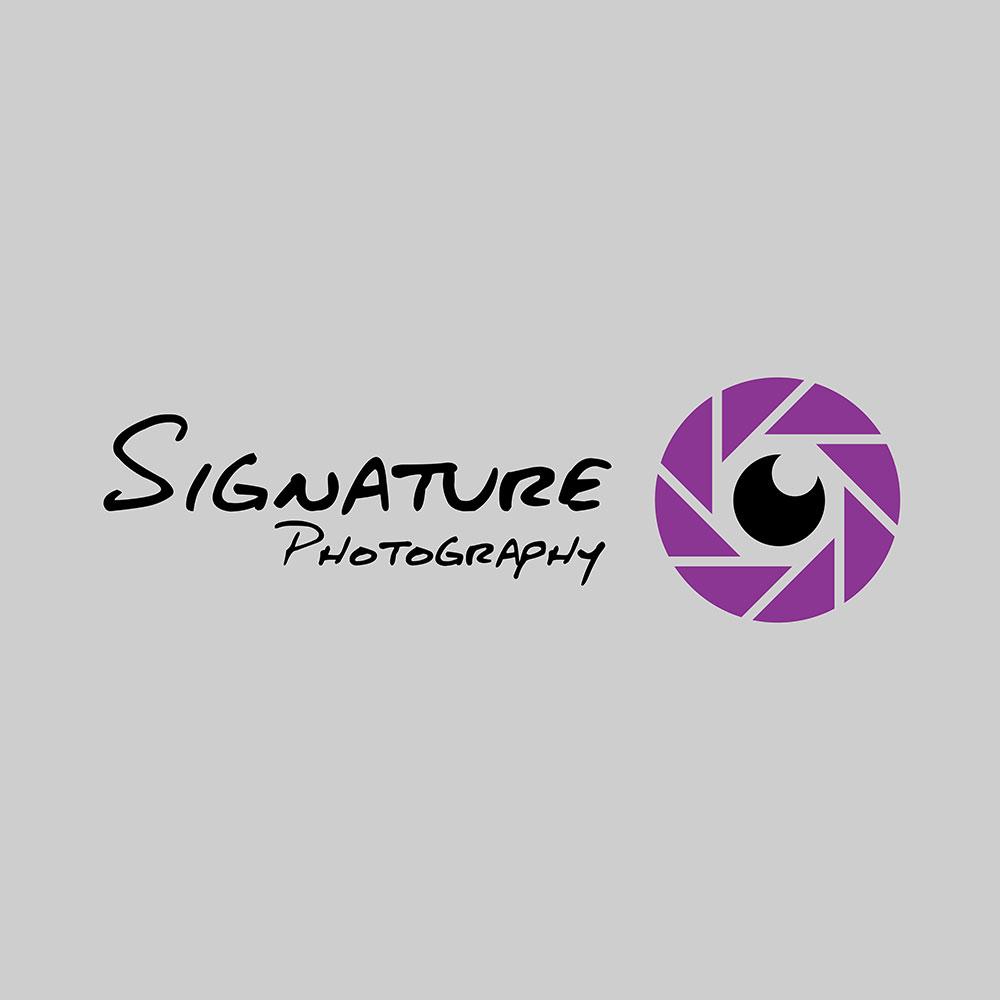 Logo - Signature Photography