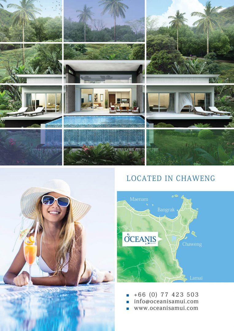 Advertising – Oceanis Villas