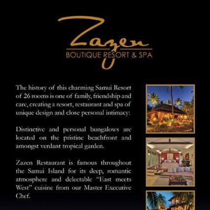 Panel - Zazen Resort