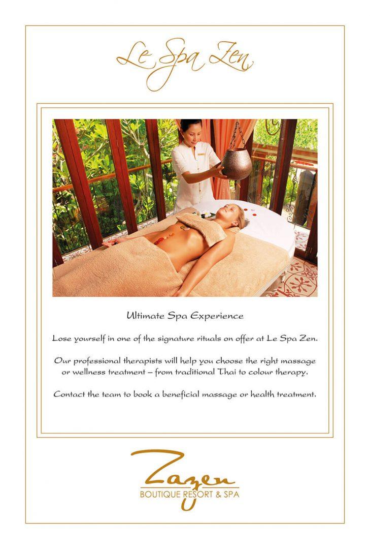 Poster 2 - Zazen Resort