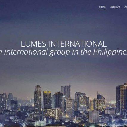 Website - Lumes