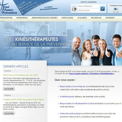 Website maintenance - CNPK