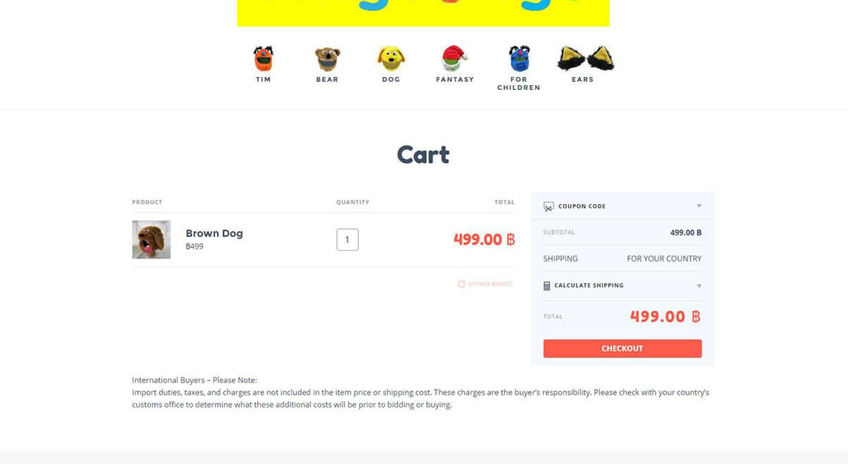 Website – TingTongs