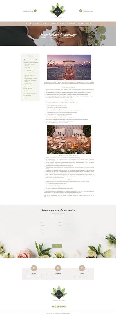 Website – Toi & Moi